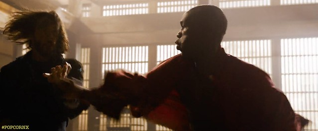 MATRIX RESSURECTIONS Dojo Fight 01