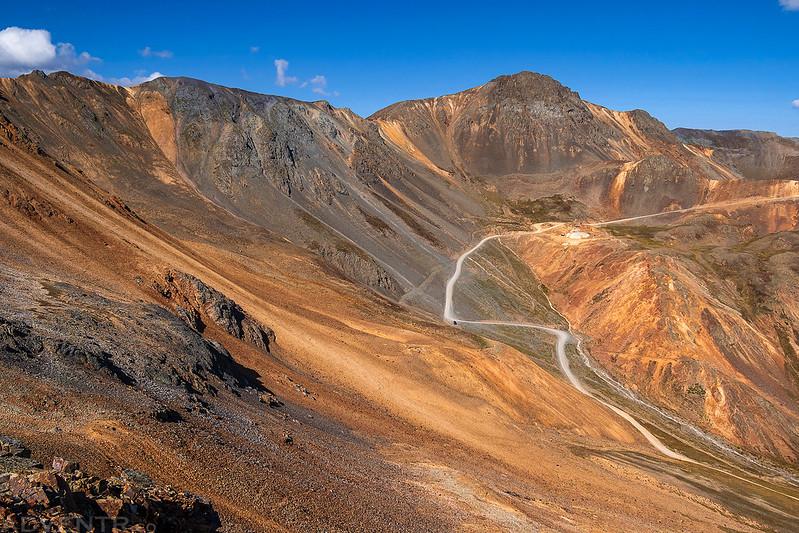 California Pass Road