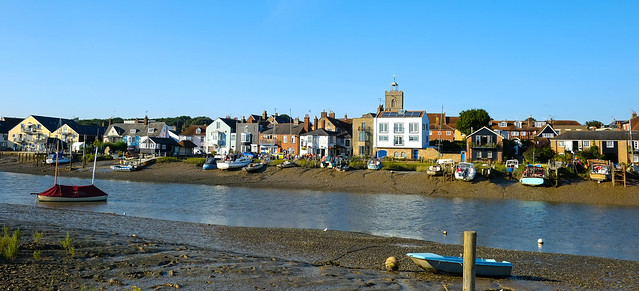 Wivenhoe on the River Colne