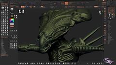 Alien Queen 1
