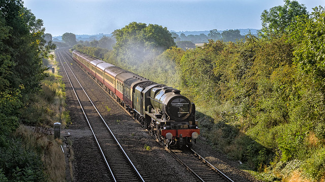 ROYAL SCOT IN A HURRY
