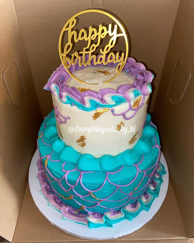 Cake from Everything Cake by Ki