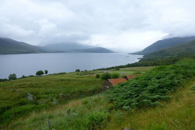 Little Loch Broom near Camusnagaul