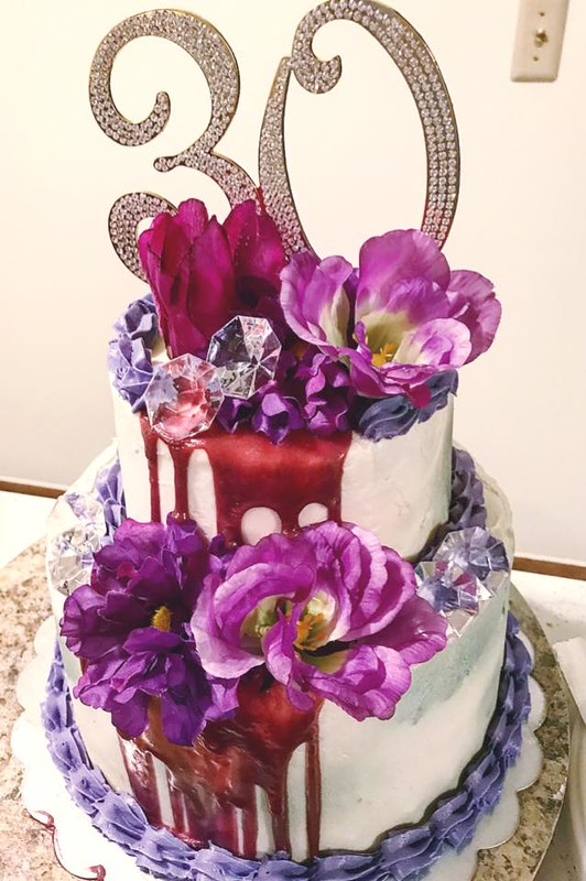 Cake by Seductive Sweets