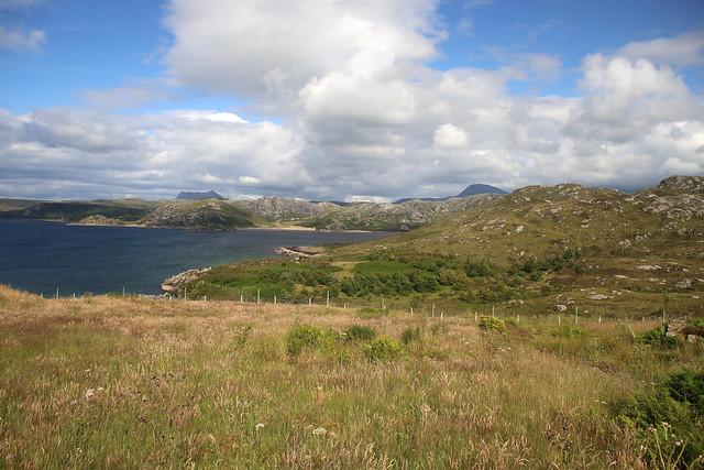 The coast near Gruinard