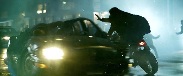 Matrix Ressurections NEO City Night Fight 10
