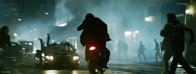 Matrix Ressurections NEO City Night Fight 08