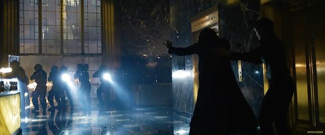 Matrix Ressurections NEO City Night Fight 02