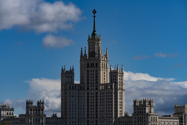 Stalinist architecture - Moscow
