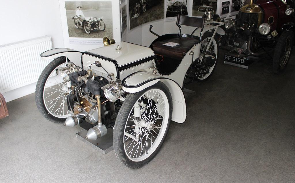064 Morgan Runabout Single Seater (c.1911)