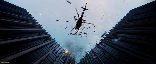 Matrix Ressurections NEO in City 06