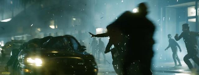 Matrix Ressurections NEO City Night Fight 11