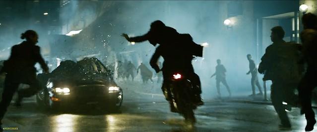 Matrix Ressurections NEO City Night Fight 09