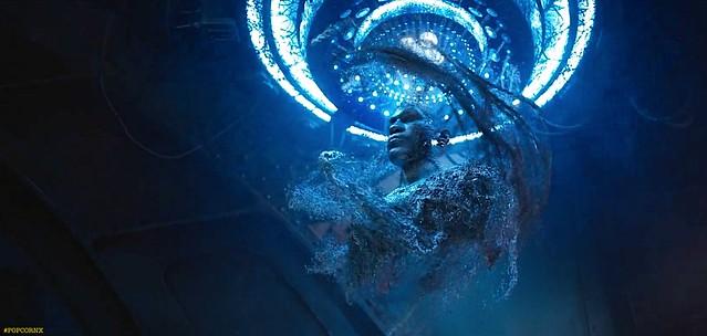 Matrix Resurrections Morpheus Escape 07