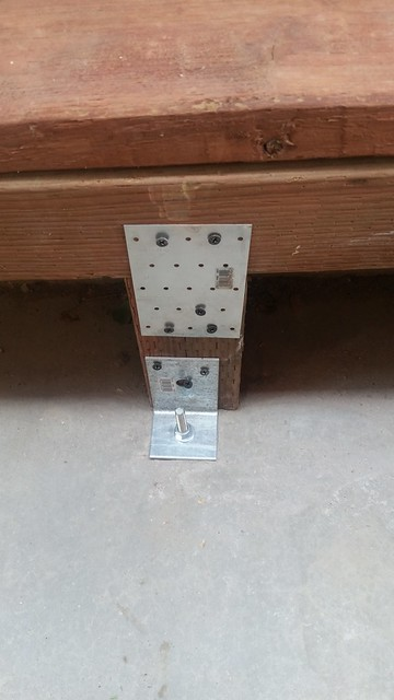 Deck Support Anchor