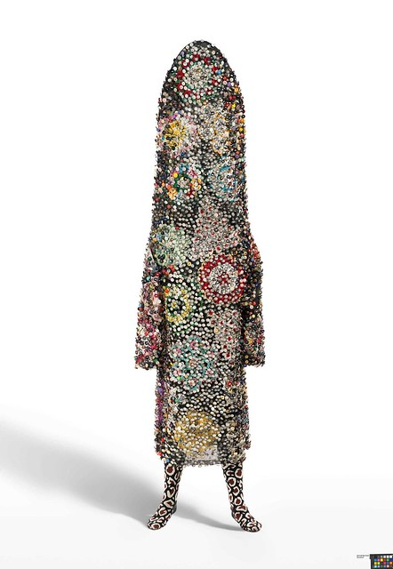 Craft art from Nick Cave