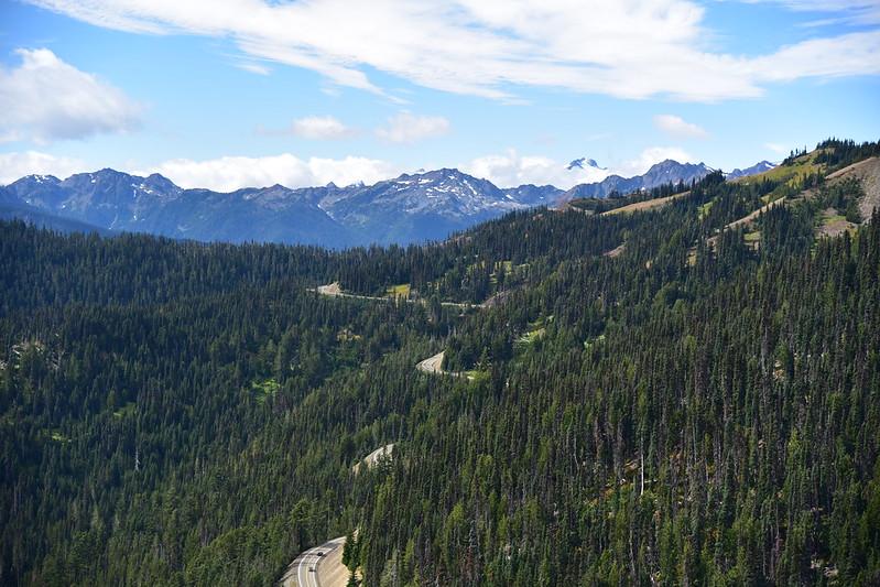 Klahhane Ridge Hike