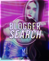 {minuit} Blogger Search