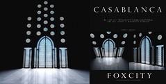 FOXCITY. Photo Booth - Casablanca