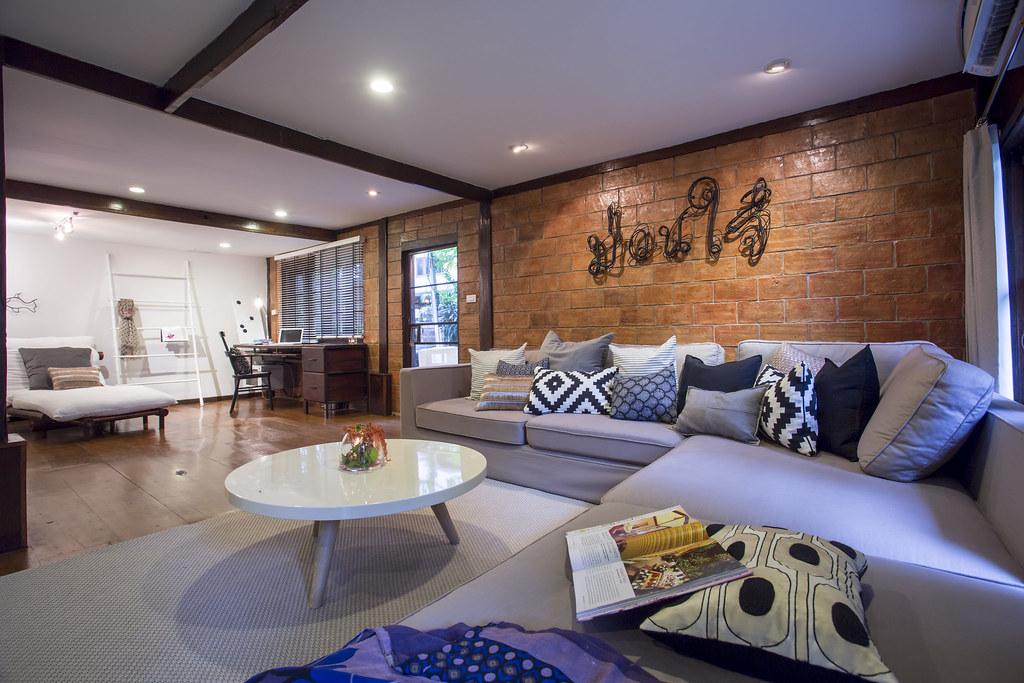 X2 Chiang Mai- Living Room
