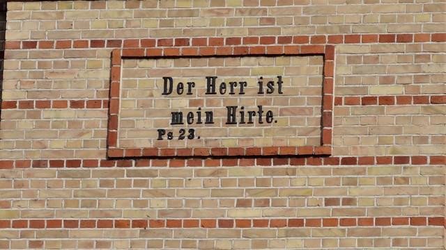 1884/85 Berlin evangelisches Kinderheim Siloah von Gause Grabbeallee 2 in 13156 Niederschönhausen