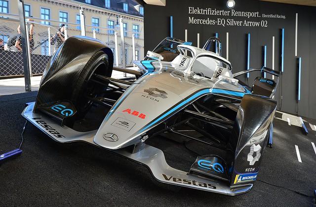 Munich - Mercedes-EQ Silver Arrow 02