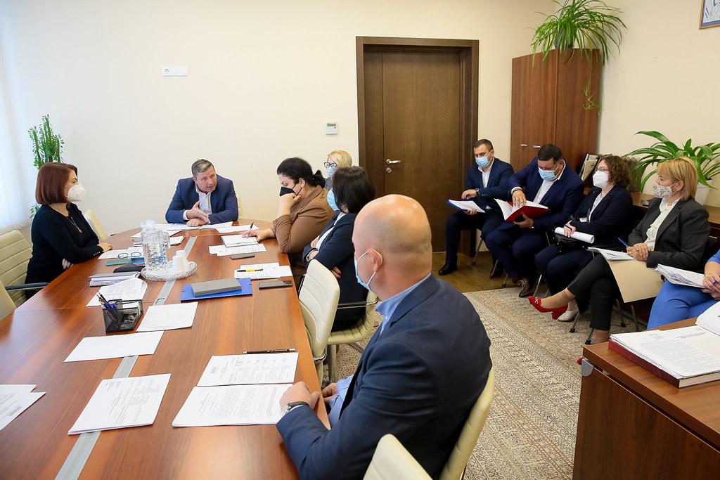 08.09.2021 Ședința Comisiei drepturile omului și relații interetnice