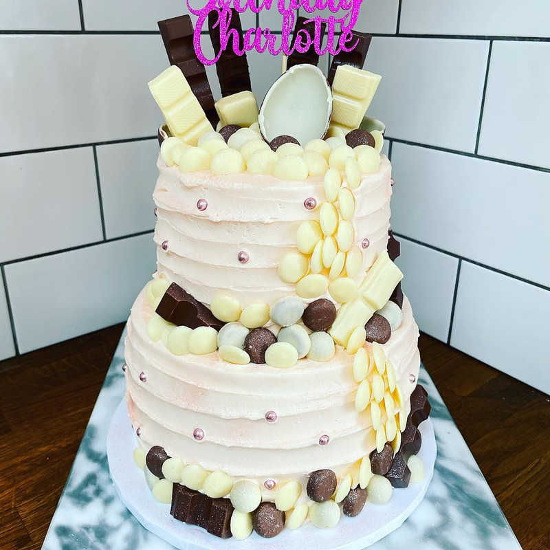 Cake by Jo Norman Cakes and Bakes