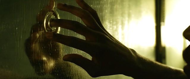 Matrix Resurrections Morpheus Bathroom scene 02