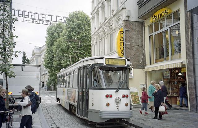 2002-07-02 Gent Tramway Nr.21