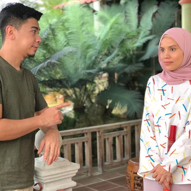 Babak Dalam Drama Ayat-Ayat Halal Rtm