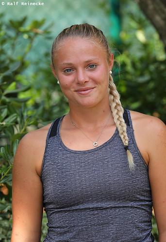 Joanne Zueger - Elle Spirit Open Montreux 2021