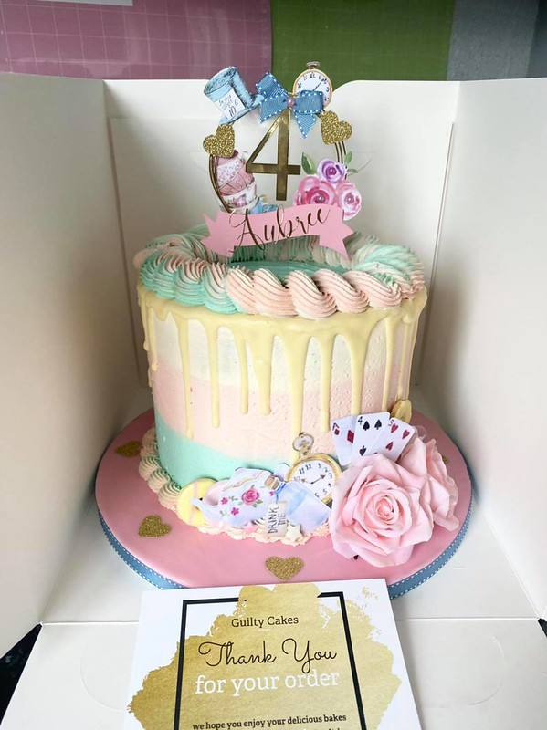 Cake by Guilty Cakes