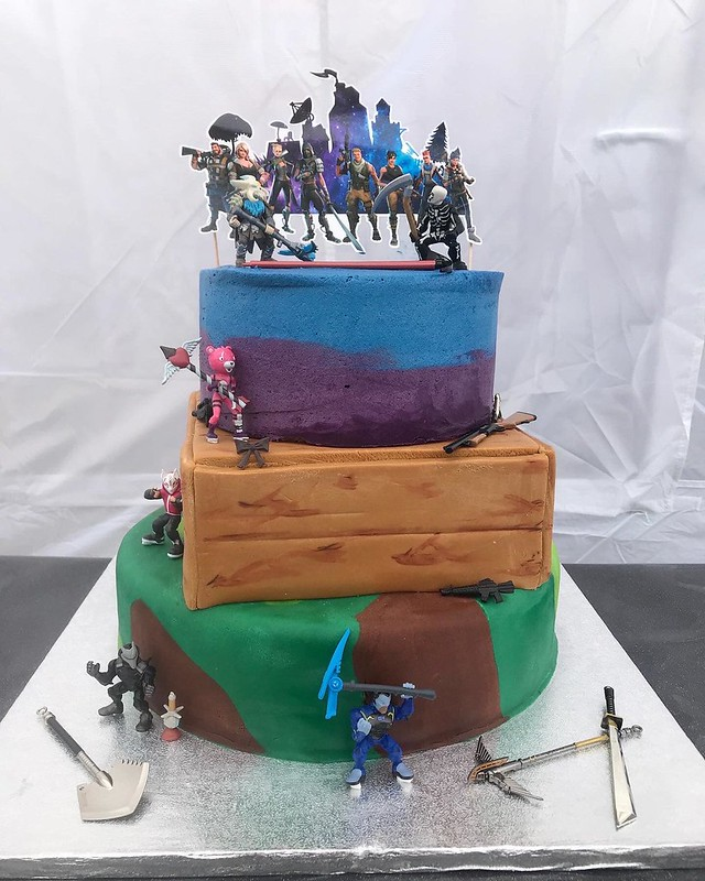 Cake by A & N Cakes