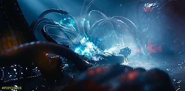Matrix Resurrections Morpheus Escape 05