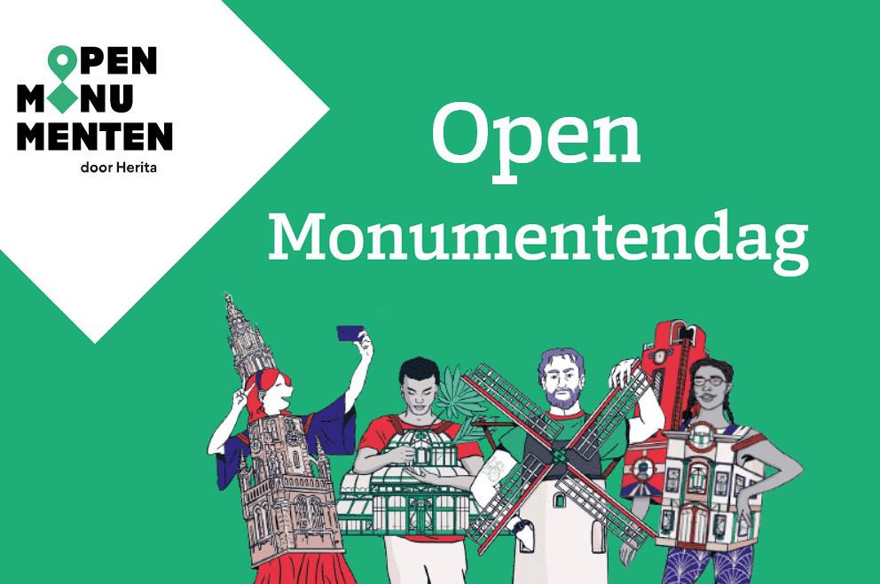 Open Monumentendag - 12 septiembre