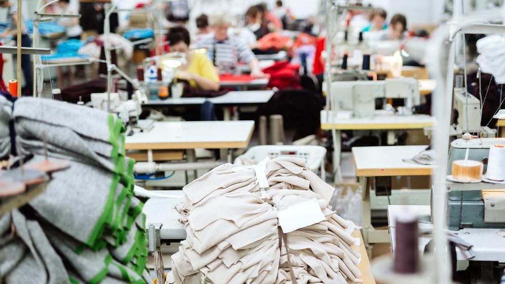 Garment making Photo credit AdobeStock