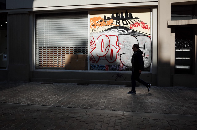 Street cliché
