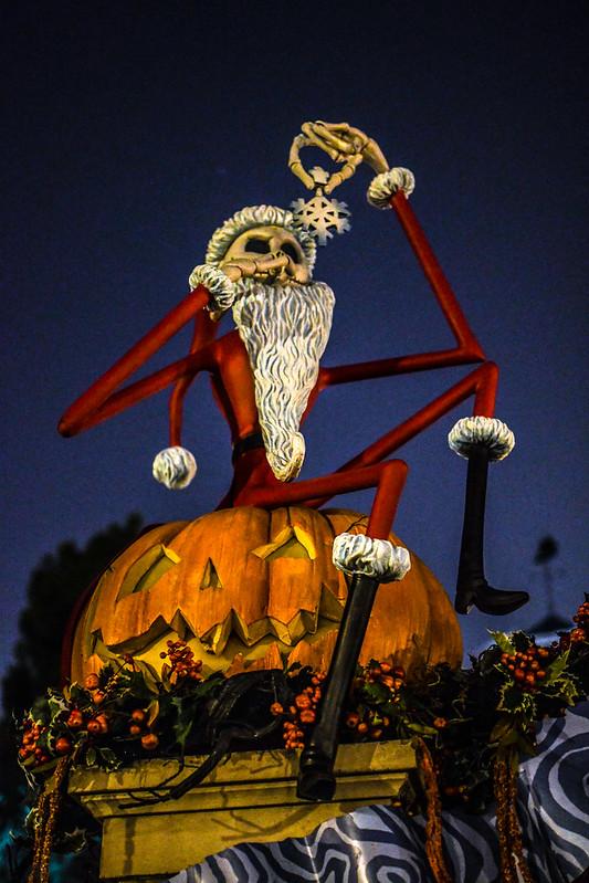 Jack Skellington Haunted Mansion Holiday DL