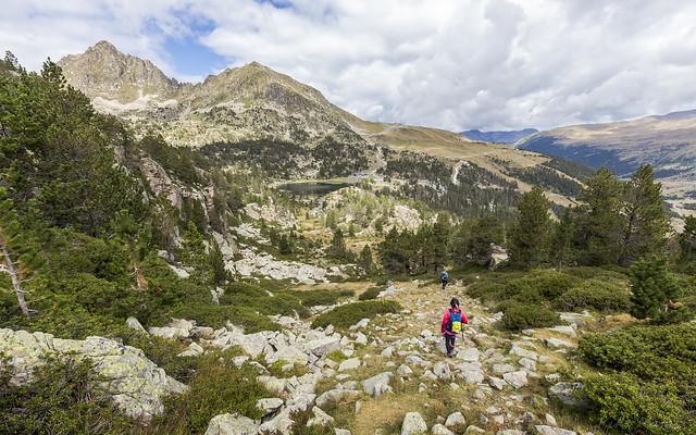 Estany Primer de Pessons, Andorra