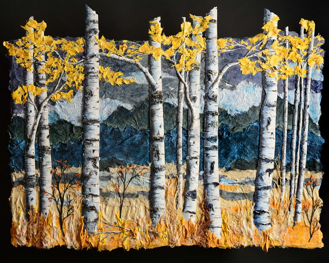 Collage - Autumn Sky