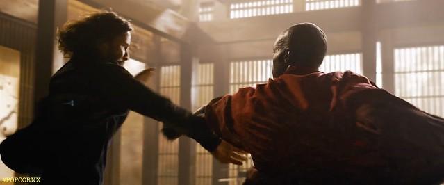 MATRIX RESSURECTIONS Dojo Fight 03