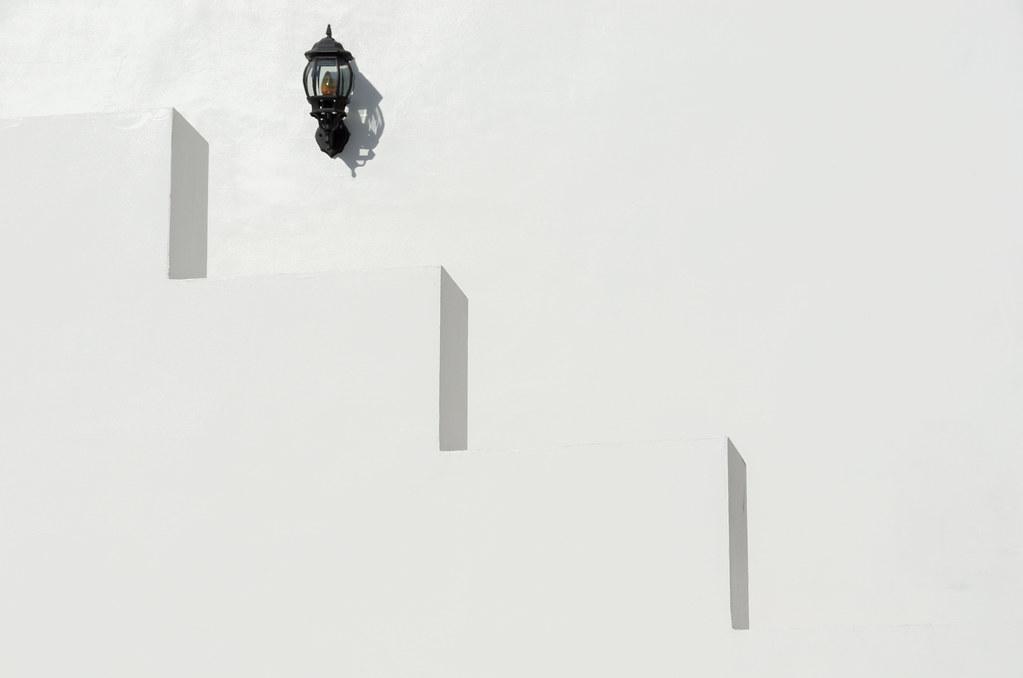 Descending by Ron Abeles