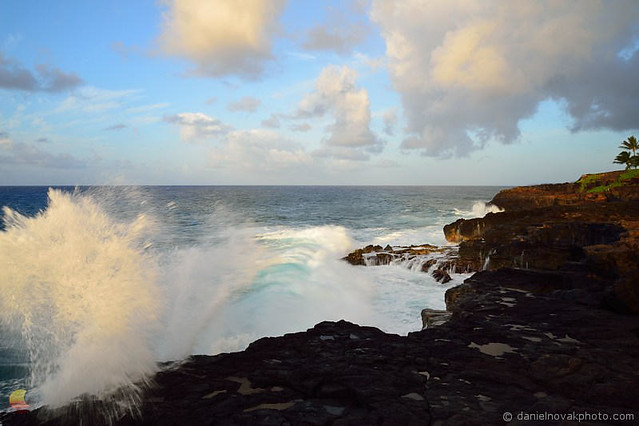 Sunrise over Makawehi Lithified Cliffs (DTD_2445)