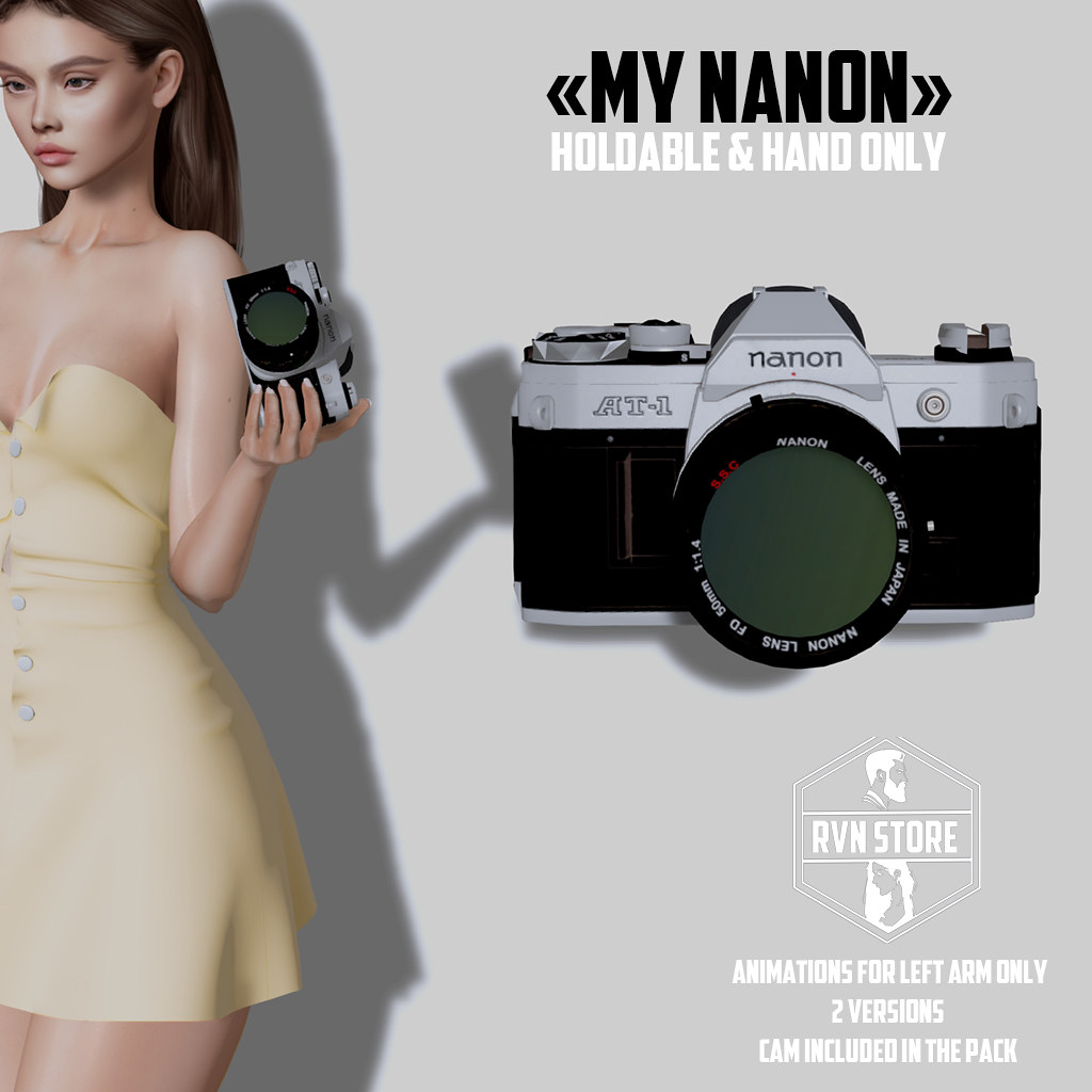rvn - my nanon