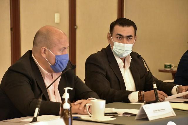 El Presidente de Tlajomulco Salvador Zamora Tomó Protesta como Presidente de la Junta de Coordinación Metropolitana