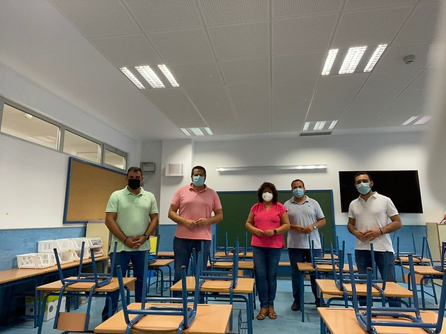 Centros educativos - Huévar del Aljarafe