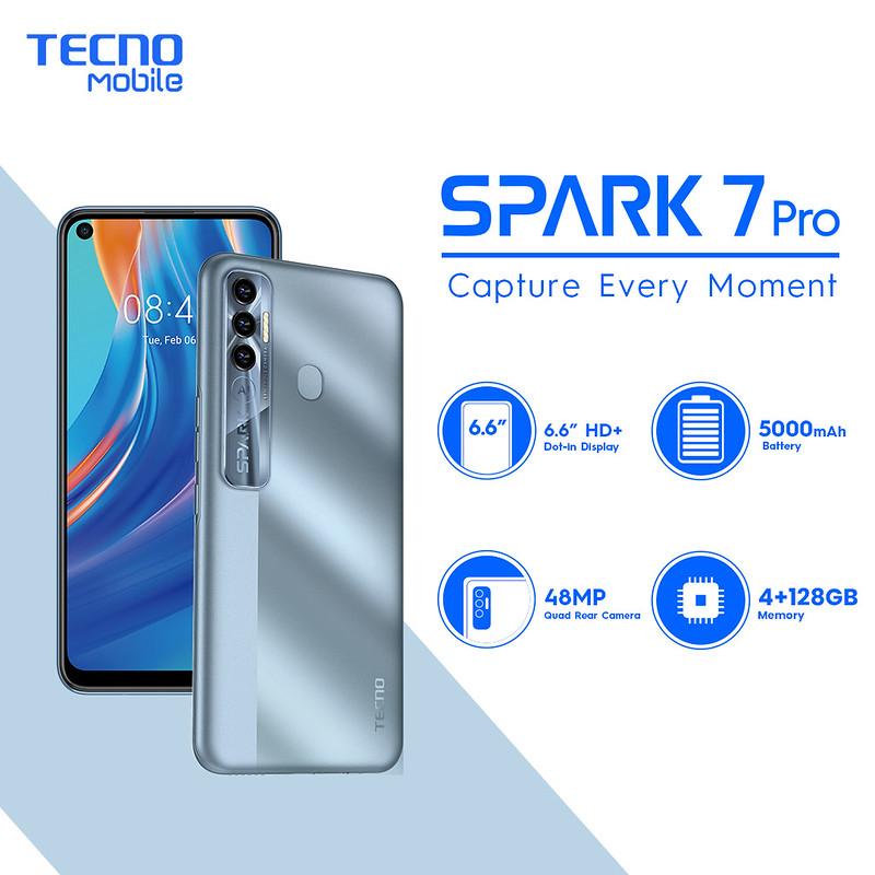 Spark7Pro 4+128