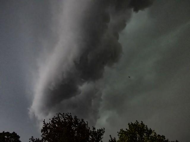 Shelf Cloud
