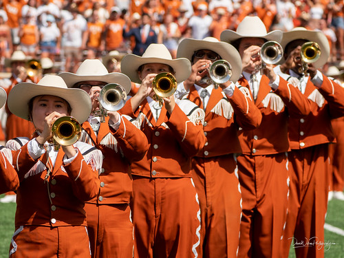 Longhorn Trumpets